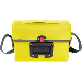 VAUDE Aqua Box Sacoche de guidon, canary